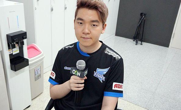 AFS胜KT后采访Spirit:希望能拿下夏季赛冠军